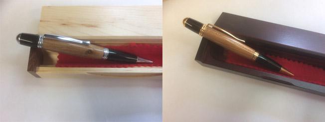 Mid range pen